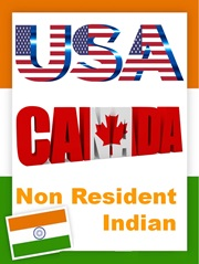 USA and Canada based NRI's are allowed to invest in Mutual Funds in India